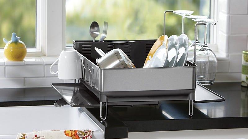 simplehuman Dish Rack | $64 | Amazon