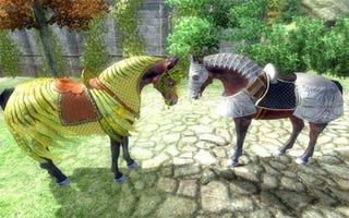 Illustration for article titled Top Oblivion DLC Revealed, Horse Armor Surprisingly Popular