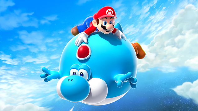 Nintendo Just Threw Super Mario Galaxy 2 Down The Memory Hole