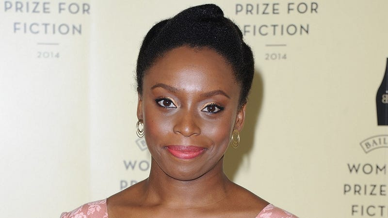 Illustration for article titled Chimamanda Ngozi Adichie Quietly Gave Birth, Refused to 'Perform Pregnancy'