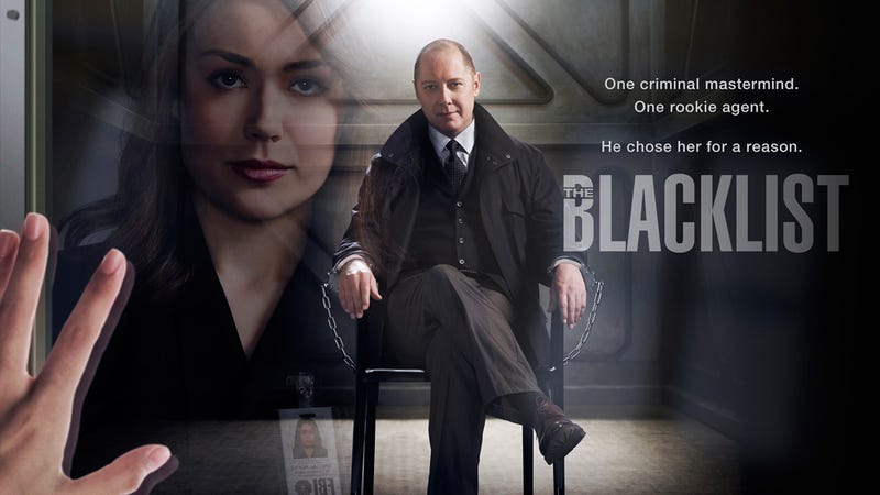 Illustration for article titled So who else is watching The Blacklist?