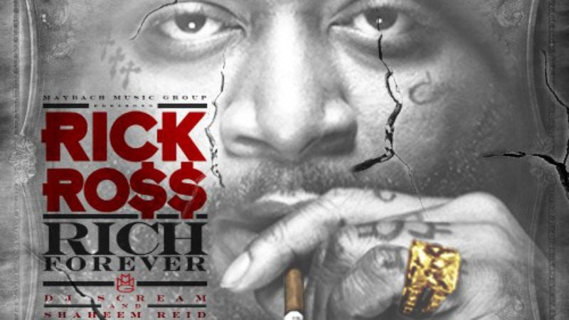 Illustration for article titled Get the new Rick Ross mixtape