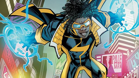 Why Do So Many Black Superheroes Have Electricity Powers