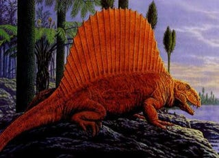 Illustration for article titled Meet the reptilian predator that's older than the earliest dinosaurs