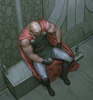 Illustration for article titled How *Exactly* Does Thor Lose His Worth? [Possible Spoilers]