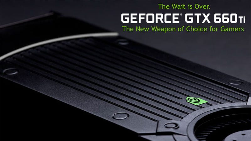 Illustration for article titled NVIDIA's Most Powerful Graphics Technology Just Got Much More Affordable