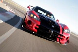 Illustration for article titled 2010 Dodge Viper ACR Debuts At Laguna Seca, Sets Lap Record