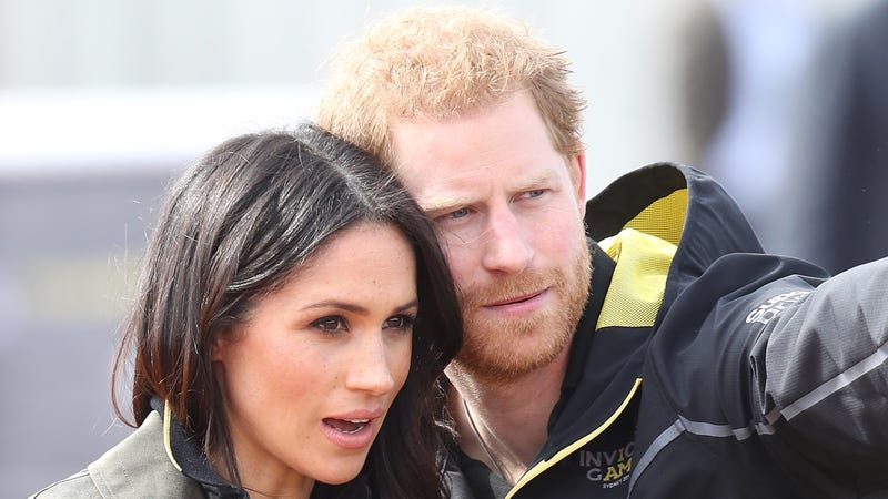 Illustration for article titled Meghan Markle's Nephew Will (Sort Of)Gift the Royal Couple With Wedding Weed