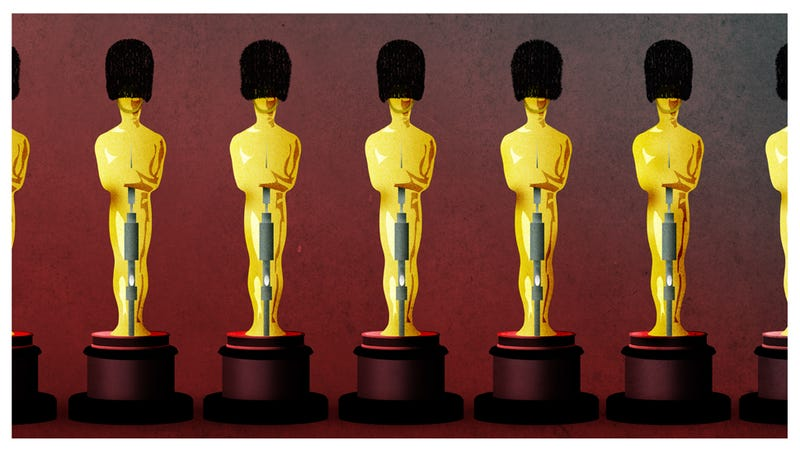 Illustration for article titled A guide to the Brits who will steal major film awards from Americans