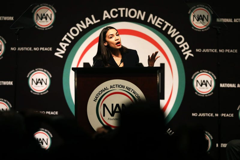 Cortez Attends National Action Network Annual Convention