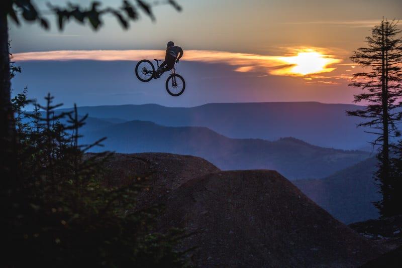 Rider: Tommy Zula Photog: Kurt Schachner Snowshoe, WV