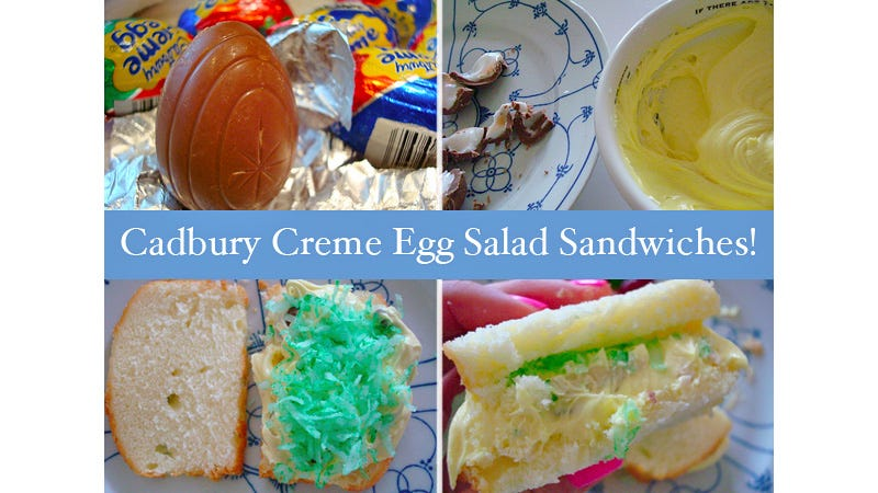 Creations Like This Are Why Cadbury Creme Eggs Should Be Available All ...