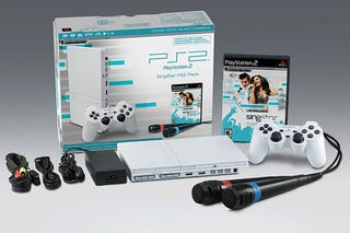 Illustration for article titled Limited Edition White PlayStation 2 Bundle Dated for Nov. 4th