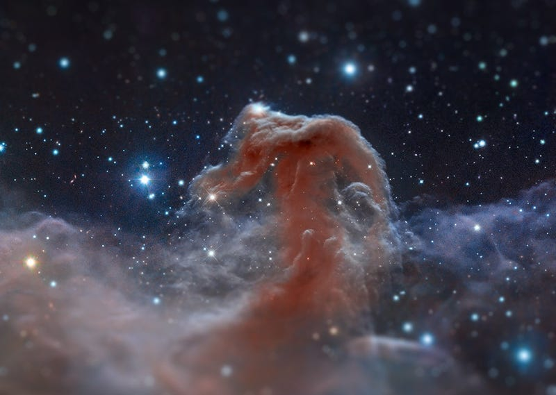 Illustration for article titled Tilt-shift effect photos of the universe make the vast cosmos look tiny