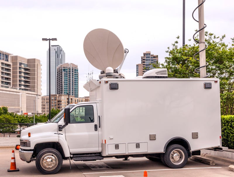 Illustration for article titled Shadow Of Intrigue Surrounds Local News Station's Satellite Truck