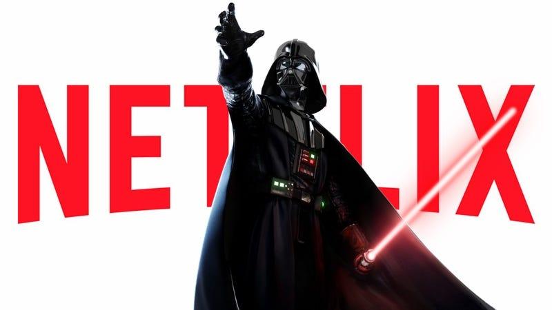 Disney arrebata a Netflix películas de Star Wars y Marvel