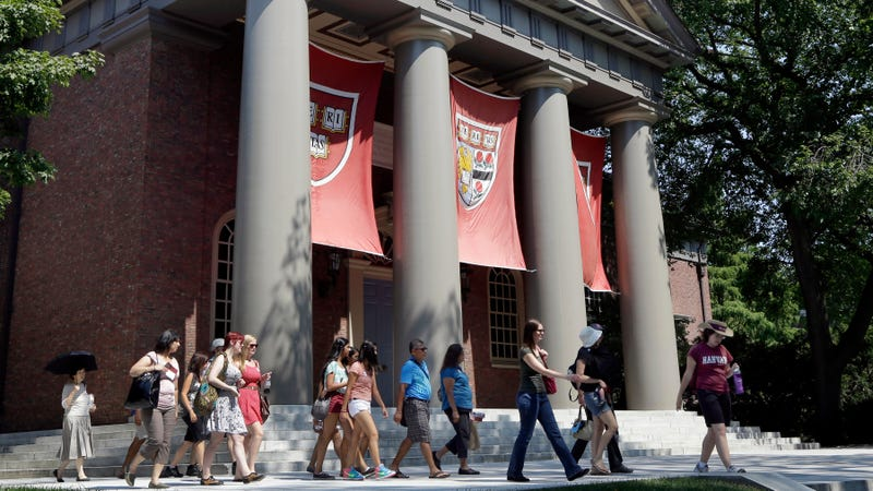 Harvard University considers banning fraternities and sororities