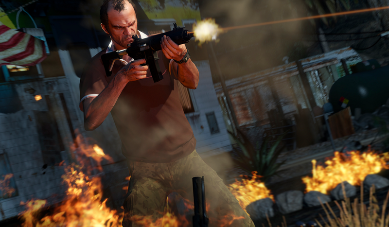 Illustration for article titled Hero GTA Player Hunts Down Cheater, Makes Them Rage Quit