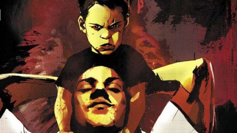 Illustration for article titled Jason Aaron and R.M Guéra leave the reservation with Scalped #60