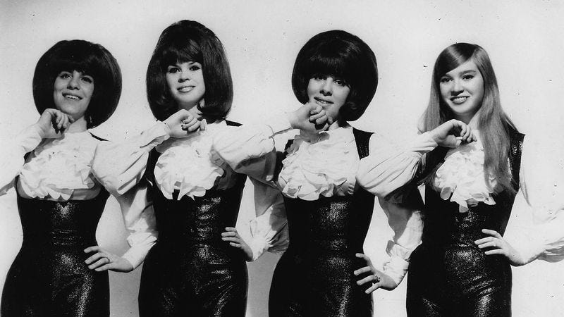 The Shangri-Las (Photo: Getty Images)