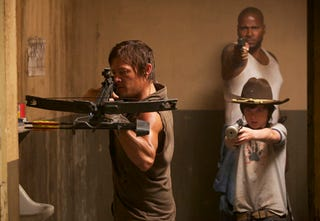 Illustration for article titled The Walking Dead - Promo Photos