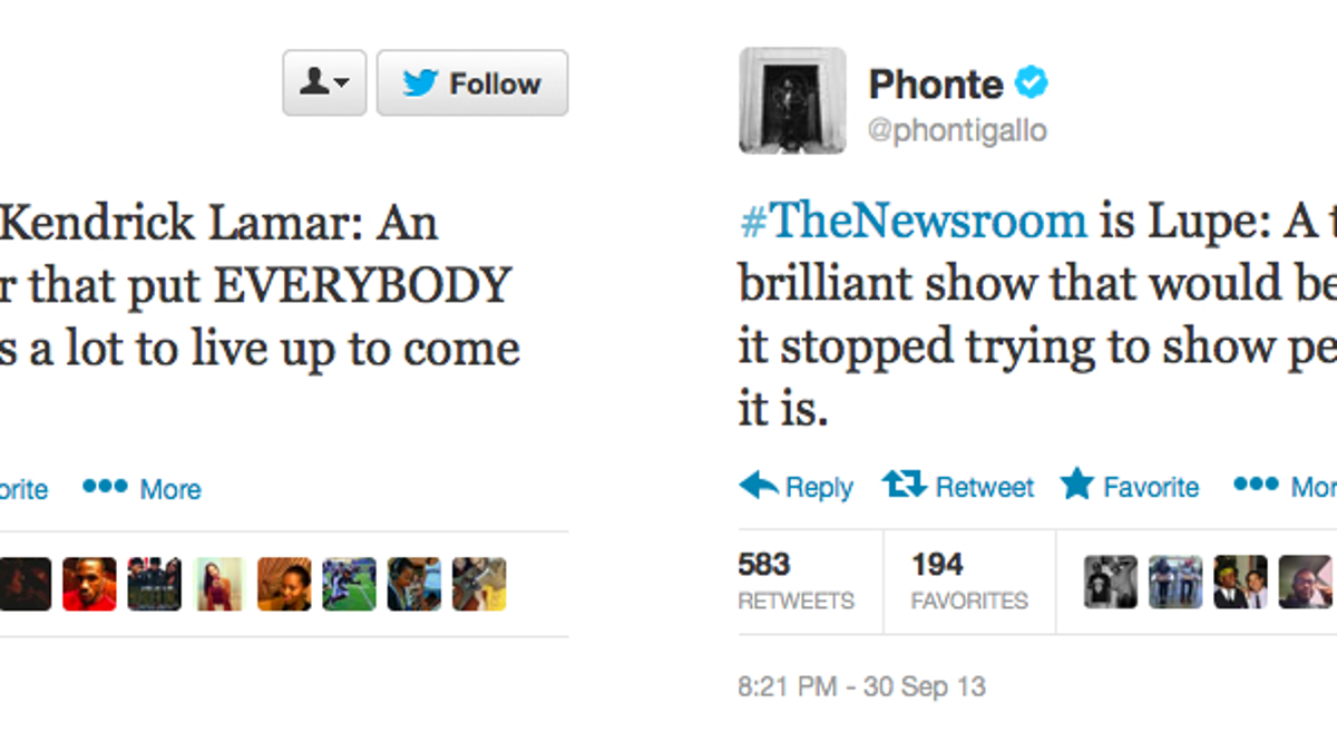The Wire is Jay Z and Lost is Kanye: Phonte has thought a lot about ...