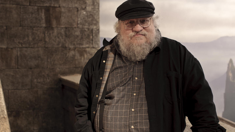 Illustration for article titled George R.R. Martin Thinks Winds of Winter Will Be Out This Year: 2017 Edition