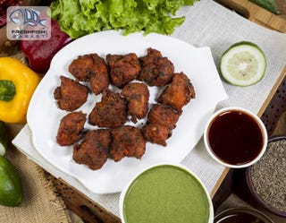 Illustration for article titled No Starters Can Be as Good as Fish Tikka and Chicken Pakora Offered Online