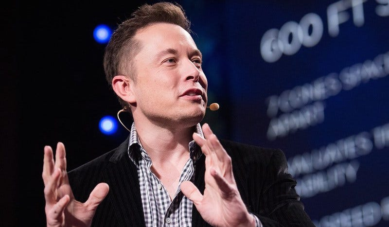 Illustration for article titled Elon Musk estuvo a punto de vender Tesla a Google en 2013