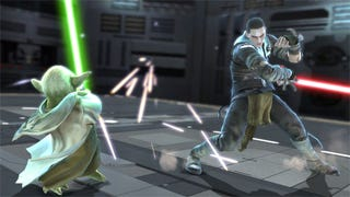 Illustration for article titled Using The Force In Soul Calibur IV