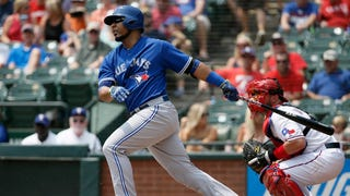 Storm of Flying Hats Delays Blue Jays Game