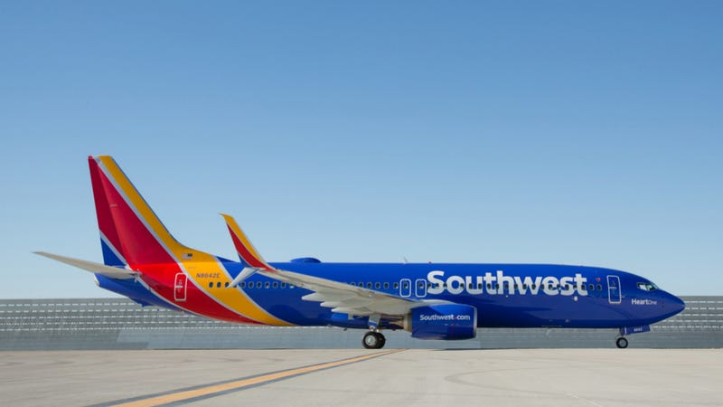 Illustration for article titled A Complete Look At The New Southwest Airlines