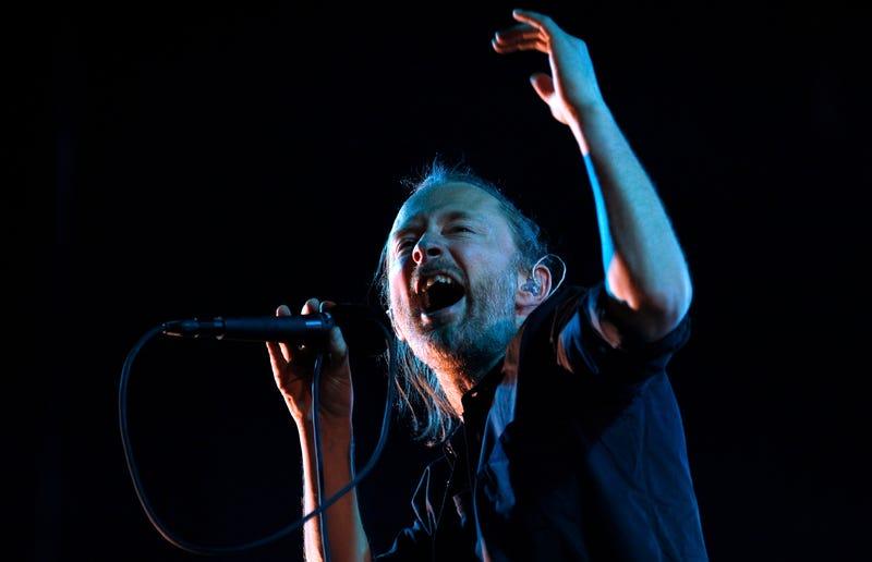 """Illustration for article titled Thom Yorke (Radiohead): """"Spotify es el suspiro final de un moribundo"""""""