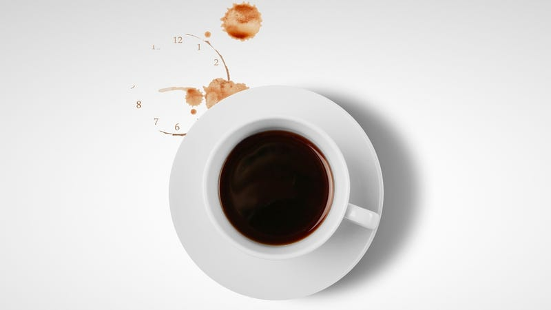 The Scientifically Best Time to Drink Coffee, in One Simple Graphic