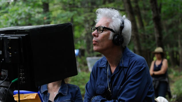 "Jim Jarmusch, who just made a zombie movie, is ""more of a vampire guy"""