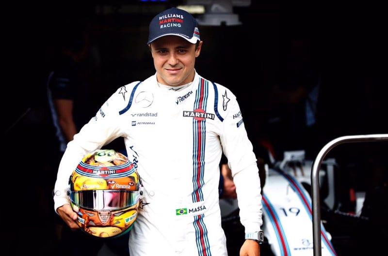 Massa will be the Green Ranger.