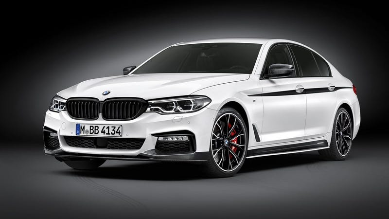 Bmw 540i With M Performance Parts Not The M5 Yet