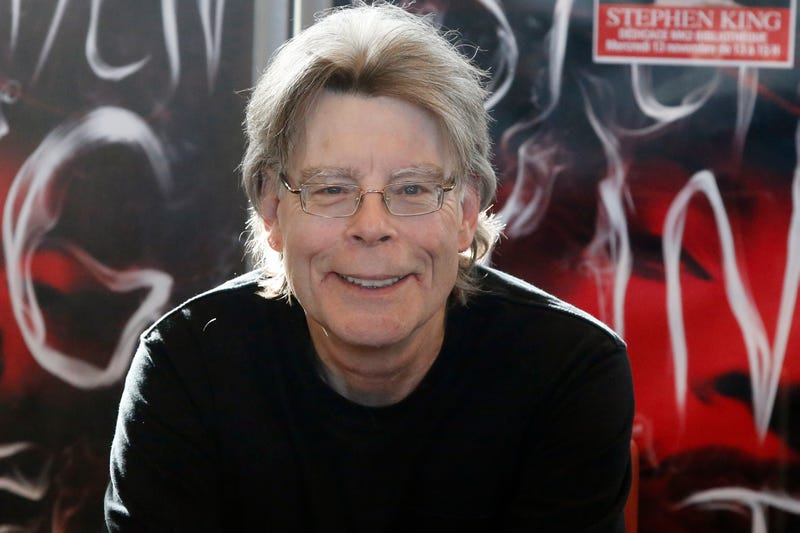 Illustration for article titled Stephen King Awarded National Medal Of Arts