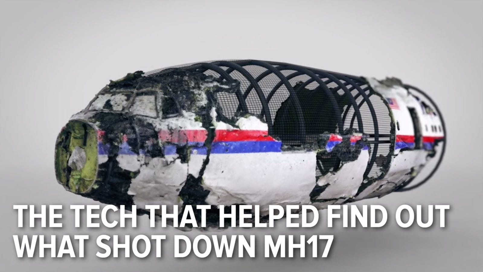 The Large-Scale Forensics That Reconstructed The Attack on Malaysia Airlines Flight MH17
