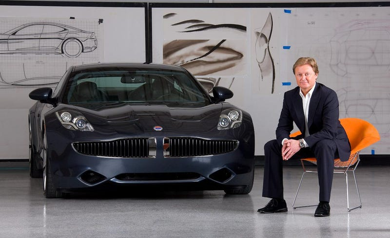Illustration for article titled Why A Fisker Bankruptcy Is The Only Way To Save Fisker