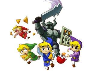 Illustration for article titled The Legend of Zelda: Spirit Tracks Snow Temple Preview: Ditching Zelda