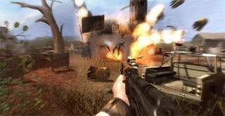 Illustration for article titled Far Cry 2 Lands On Steam, But Only For North America