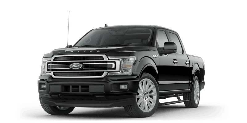 Illustration for article titled 2018 F-150 configurator is up