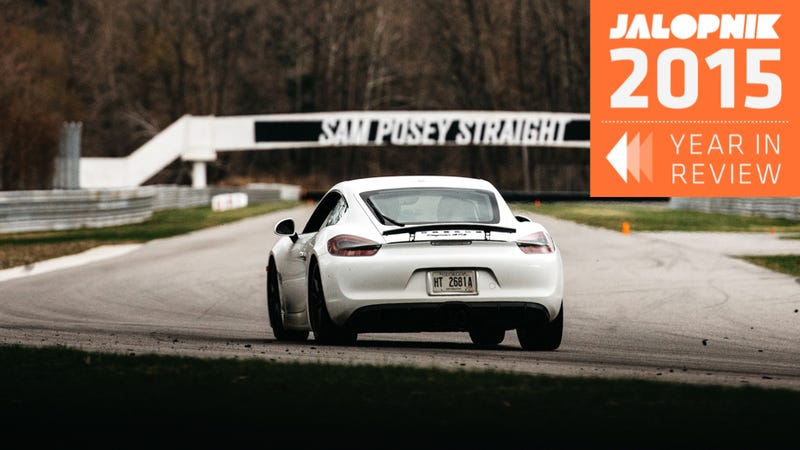 Every Single Vehicle We Reviewed In 2015