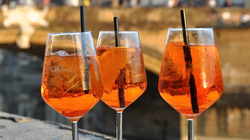 Illustration for article titled Where Were You When the Aperol Spritz Wars Began?