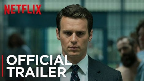 David Fincher makes Netflix's serial-killer thriller