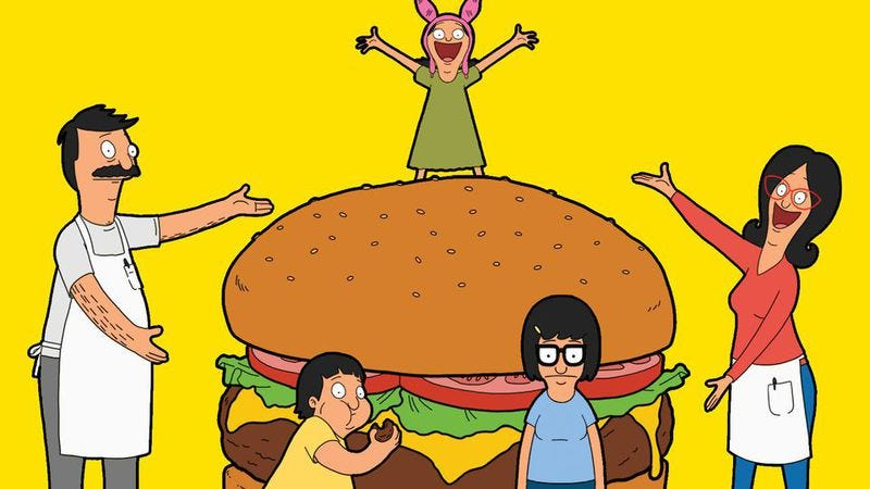 Illustration for article titled Bob's Burgers recipes and Sex And The City are on sale on Amazon today