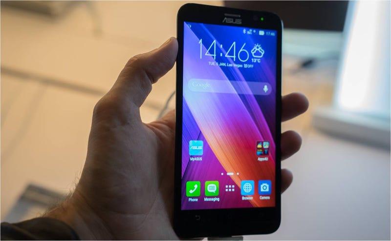 Illustration for article titled Probamos el Asus ZenFone 2: este puede ser el Android asequible del año