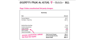 Illustration for article titled FTC: T-Mobile Took Hundreds of Millions of Bogus Charges on Phone Bills