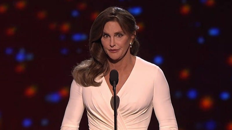 Illustration for article titled Caitlyn Jenner honored with Arthur Ashe Courage Award